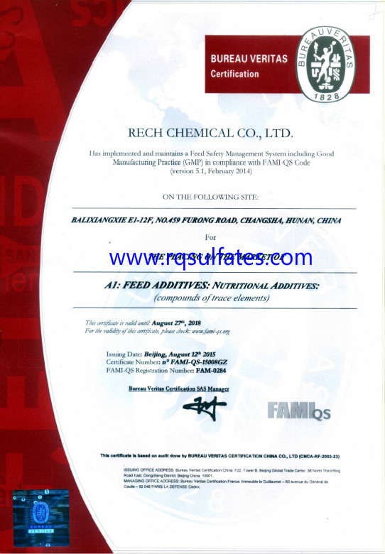 FAMI-QS-Rech Chemical
