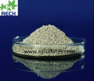 農用一水硫酸亞鐵顆粒12-24目